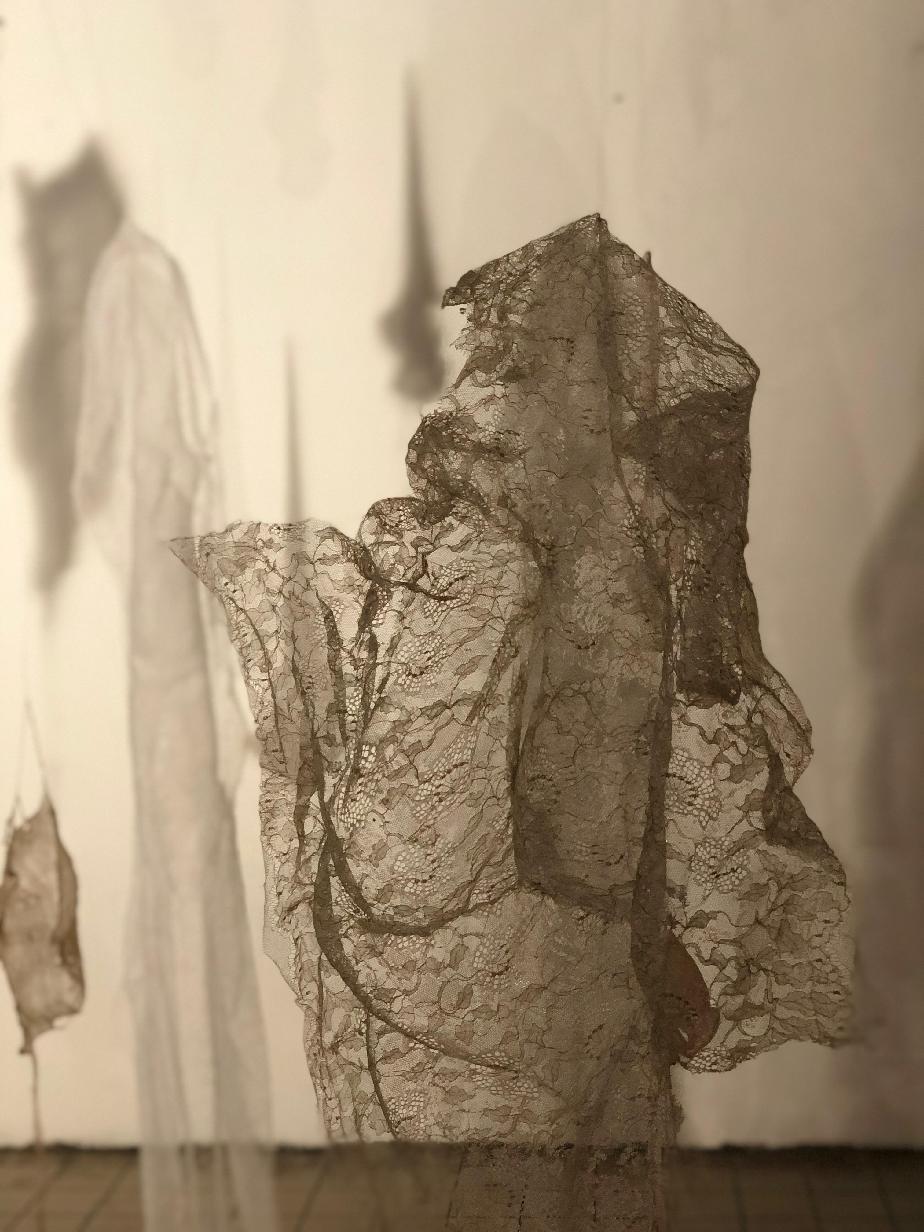 Même Venus change de peau - Vue de l'installation à la Capela